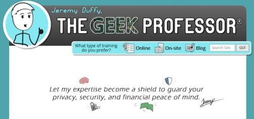 GeekProfessor
